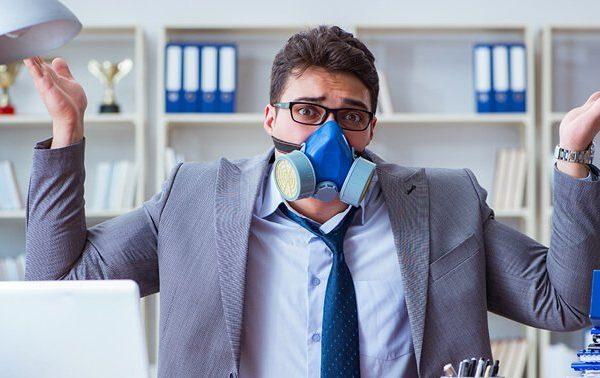 از بین بردن بوی بد فاضلاب